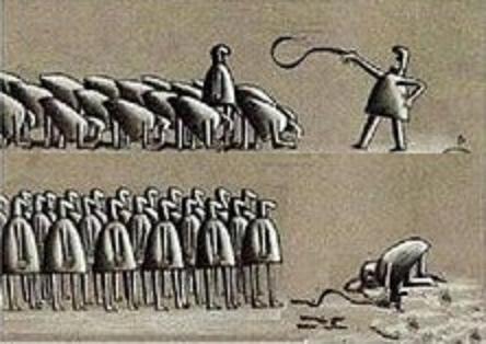 zmena moci